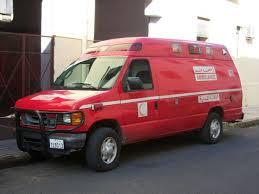 On ne tire pas sur une ambulance!